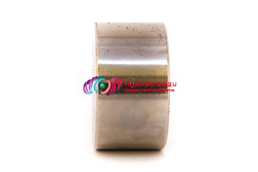 Неодимовый магнит 45х25 N42