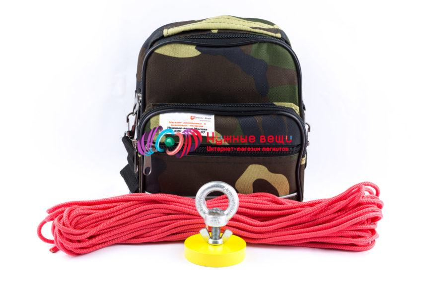 Комплект с поисковым магнитом F120x2