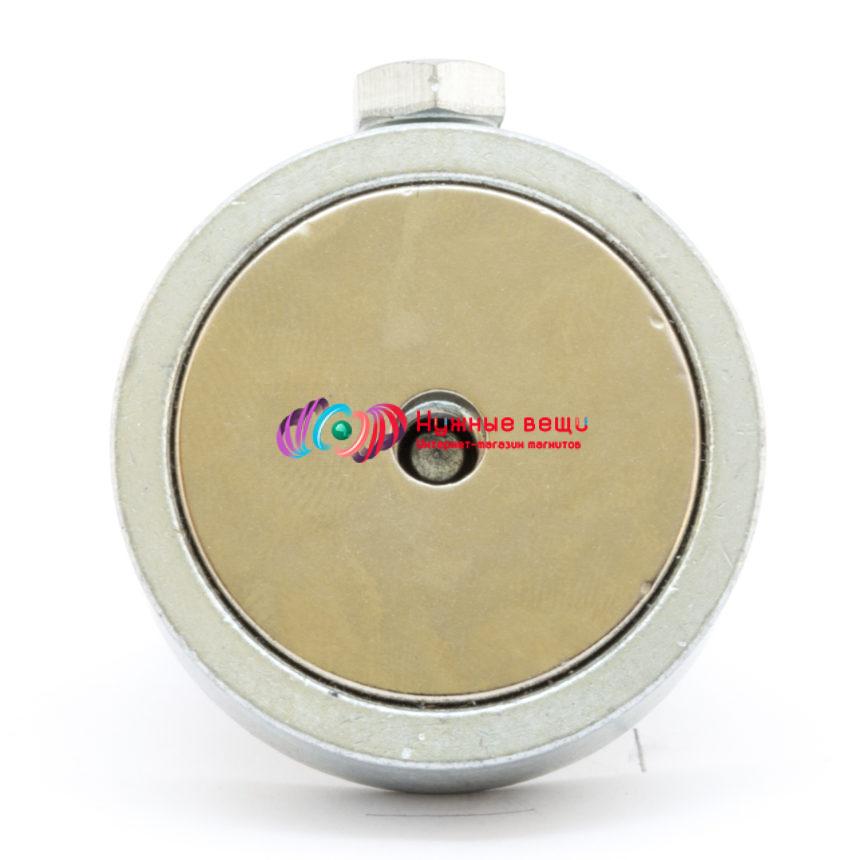 Поисковый магнит МП80х2