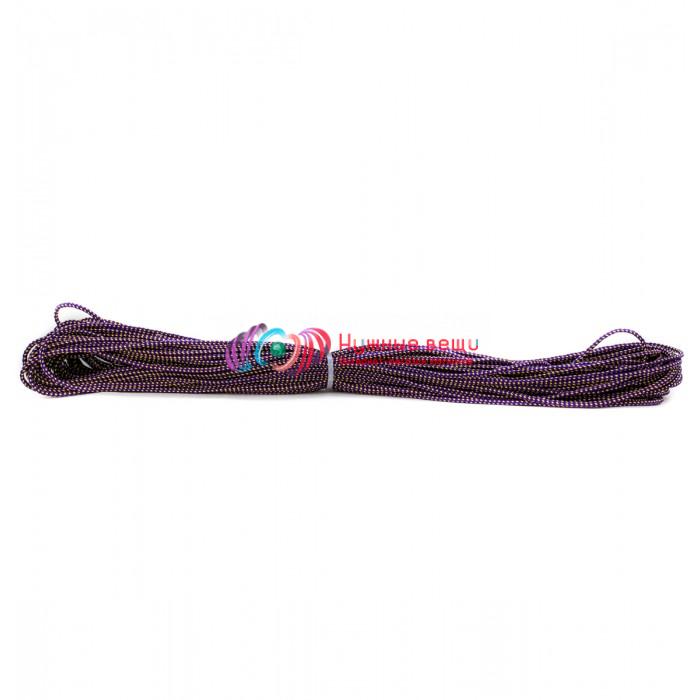 Шнур полиамидный 16-прядный, 3 мм