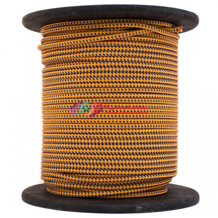 Шнур полипропиленовый 16-прядный, 5 мм