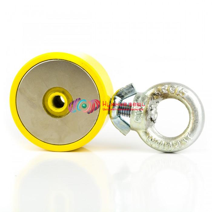 Поисковый магнит F120x2